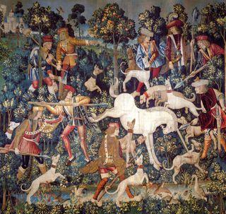 Unicorntapestry
